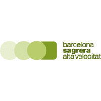 logo barcelona sagrera alta velocitat