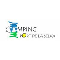 logo camping port de la seva