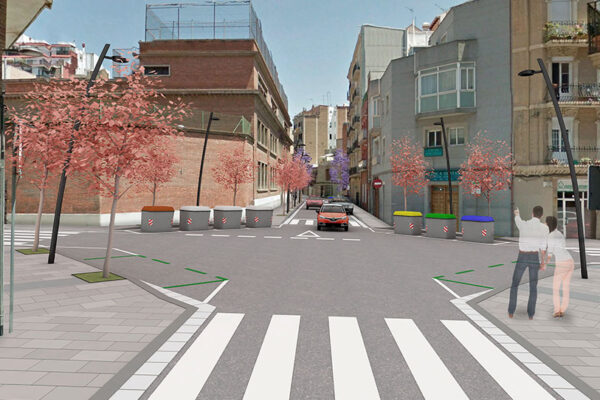 simulacion proyecto ingenieria urbana