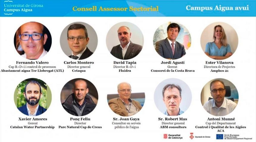 Campus-Agua-UdG-Consell-Assessor-Sectorial